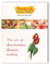 The art of decorative flower making
